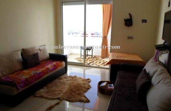 Appartement vue mer et Kasbah